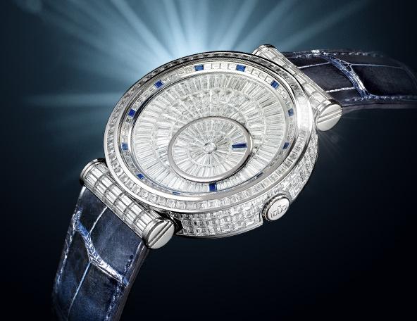 часы Blu Baguette