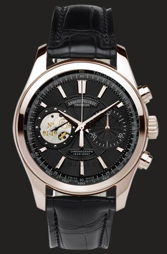���� Armand Nicolet Black Dial