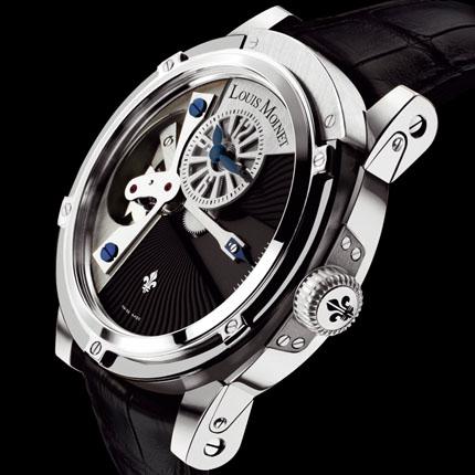 часы Louis Moinet Tempograph