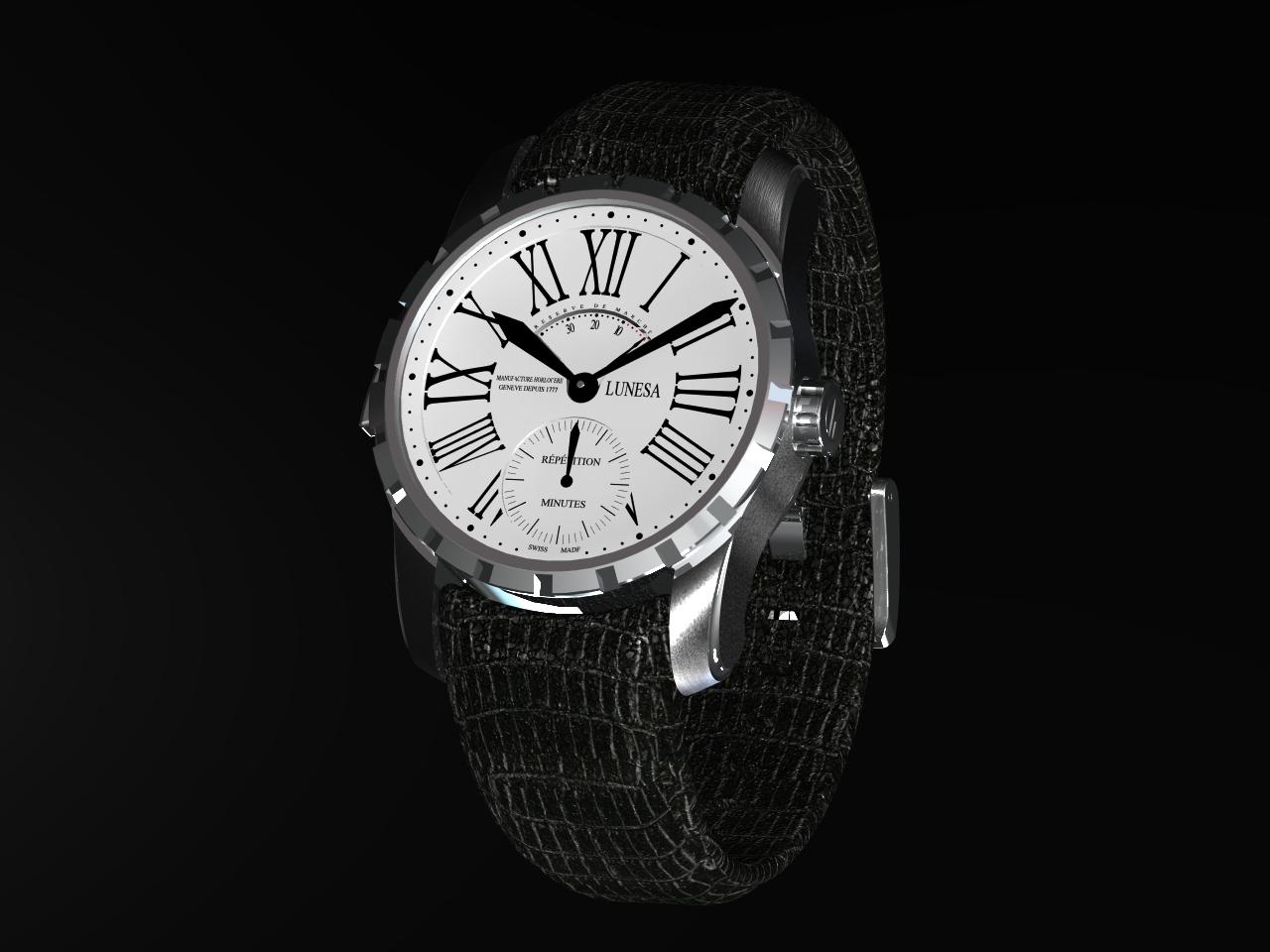 часы Lunesa  MINUTES REPEATER