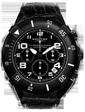 часы Navitec ALL BLACK