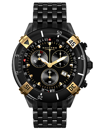 часы Navitec TANGO CHARLIE BLACK