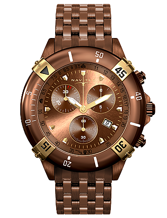 часы Navitec TANGO CHARLIE CHOCOLAT