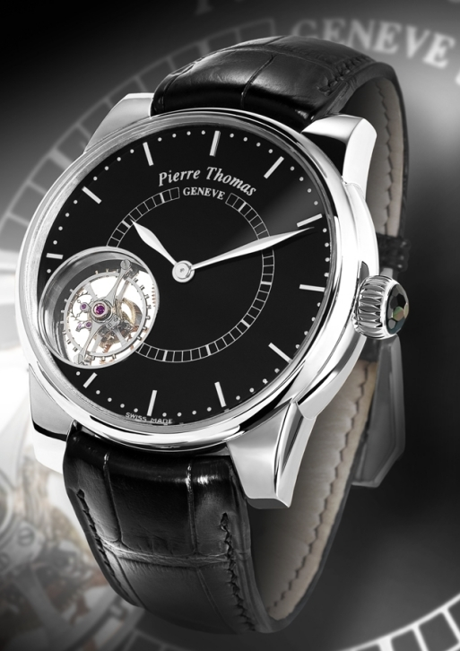 часы Pierre Thomas Tourbillon
