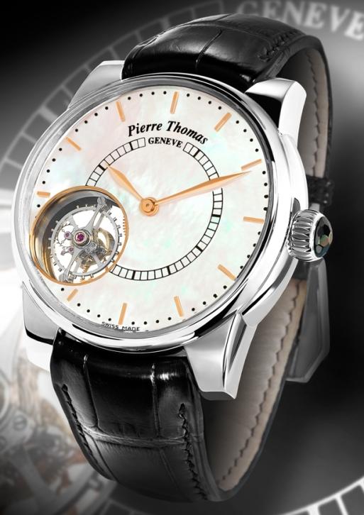 часы Pierre Thomas Tourbillon