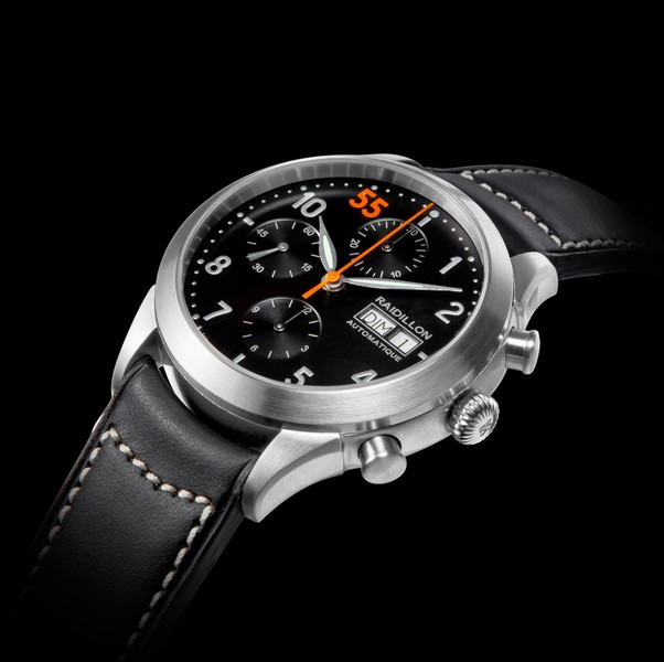 часы Raidillon 38mm Automatic Chronograph