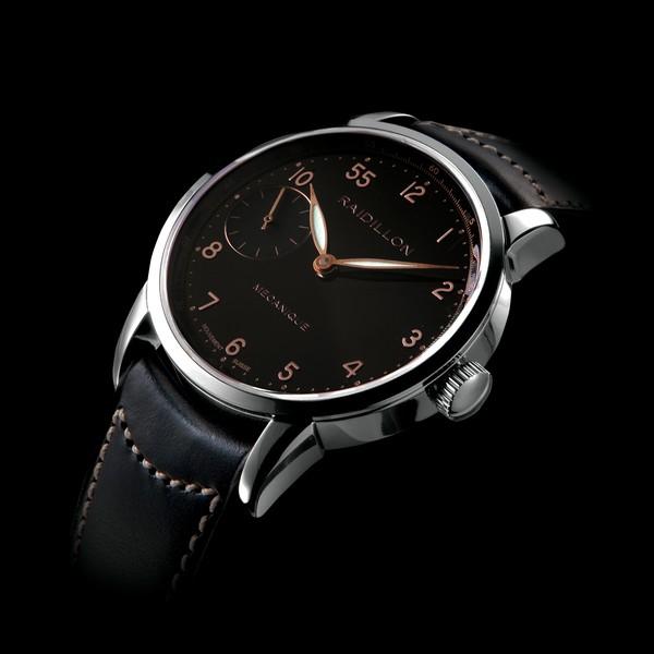 часы Raidillon 42mm Mechanical Movement Black