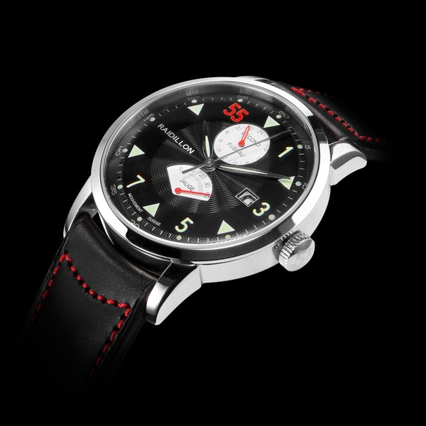 часы Raidillon 42mm Gauge Automatic