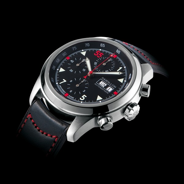 часы Raidillon 44mm Automatic Chronograph