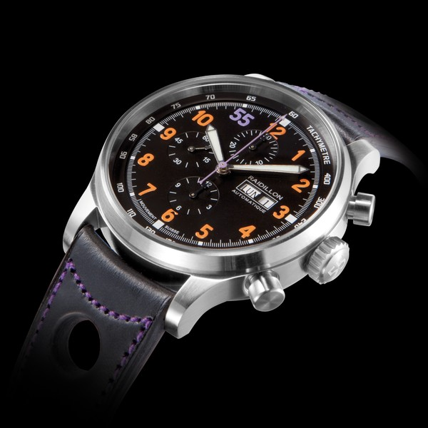 часы Raidillon 48mm Automatic Chronograph