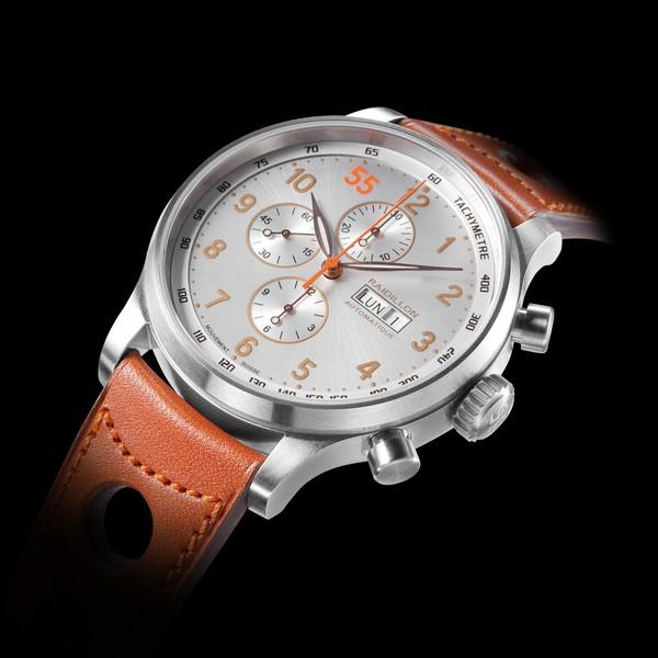 часы Raidillon 48mm Automatic Chronograph