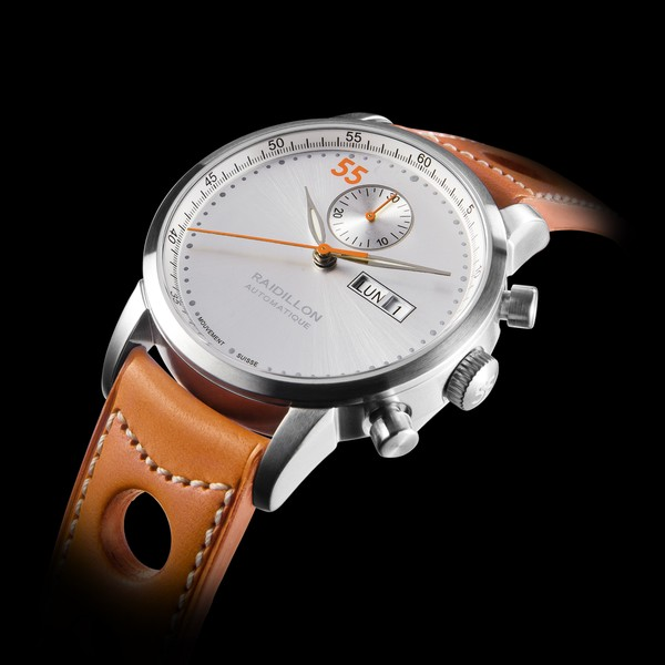 ���� Raidillon 42mm Automatic Chronograph