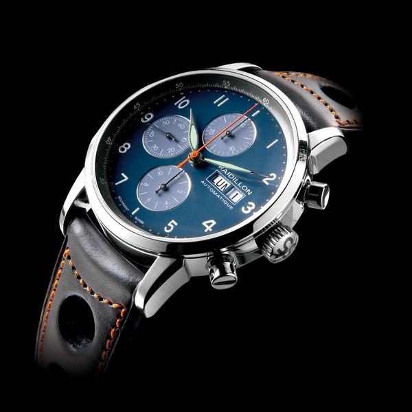 часы Raidillon 42mm Automatic Chronograph Anthracite
