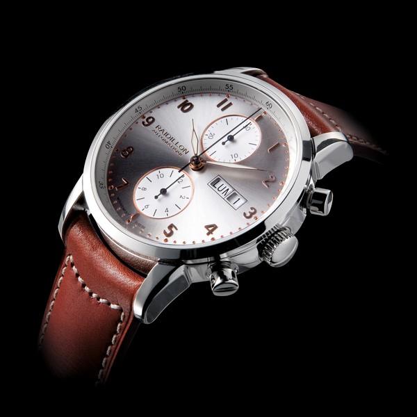 часы Raidillon 42mm Automatic Chronograph Copper