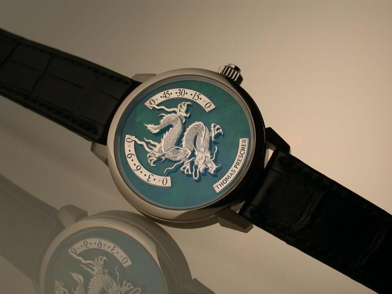 "часы Thomas Prescher ""SAMURAI"""