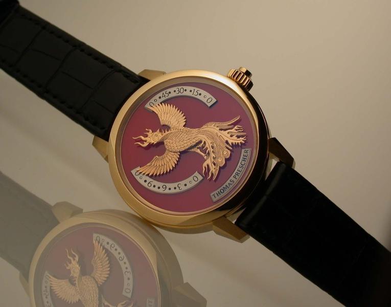 "часы Thomas Prescher ""PHOENIX"""