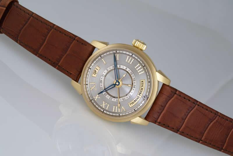 "часы Thomas Prescher Perpetual Calendar  ""QP 1"""