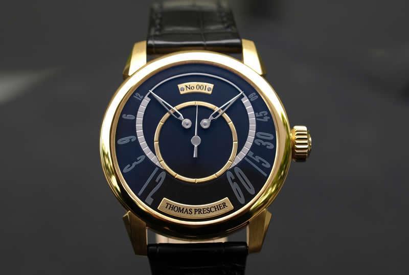 часы Thomas Prescher SCULPTURA UNA