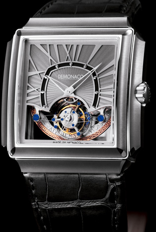 часы Ateliers deMonaco Creates Grand Tourbillon XP