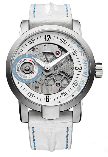 часы Armin Strom One Week Air Titanium Limited Edition 100