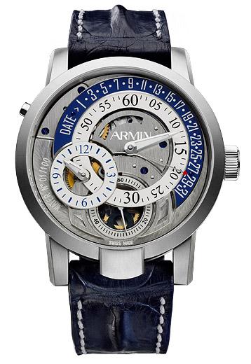 часы Armin Strom Regulator Water Titanium Limited Edition 100