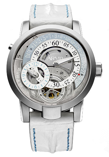 часы Armin Strom Regulator Air Titanium Limited Edition 100