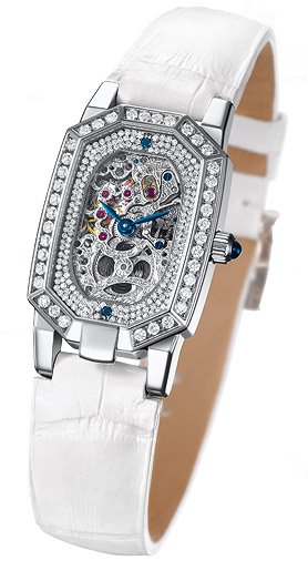 ���� Armin Strom Special Edition Skeleton Square Lady