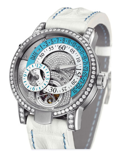 часы Armin Strom Special Edition Regulator Air Diamonds