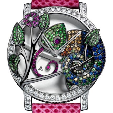 часы Boucheron Chameleon