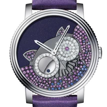 часы Boucheron Owl