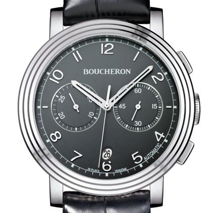 часы Boucheron Rond Automatic Chronograph