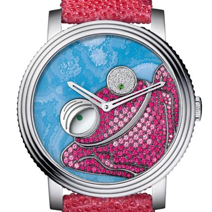 часы Boucheron Frog