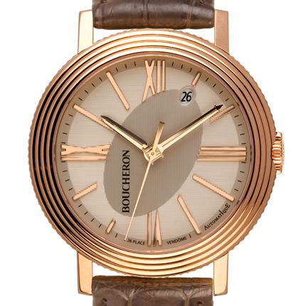 часы Boucheron Rond Automatic Calibre GP4000