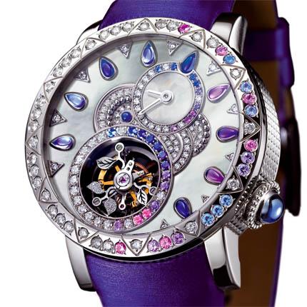 часы Boucheron Tourbillon Shéhérazade