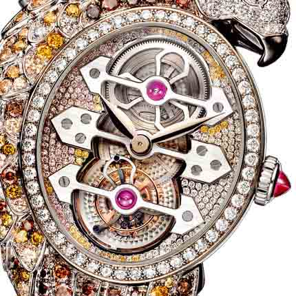 ���� Boucheron Ladyhawke Tourbillon