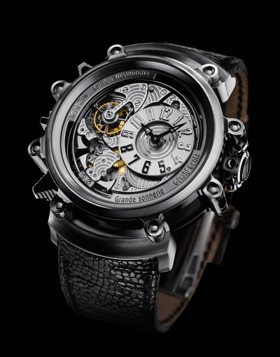 часы Gerald Genta Arena Metasonic