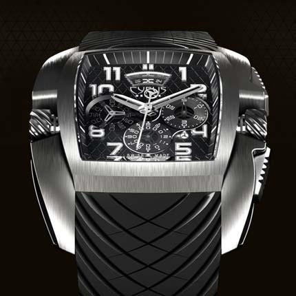 часы Cyrus Kuros Titanium