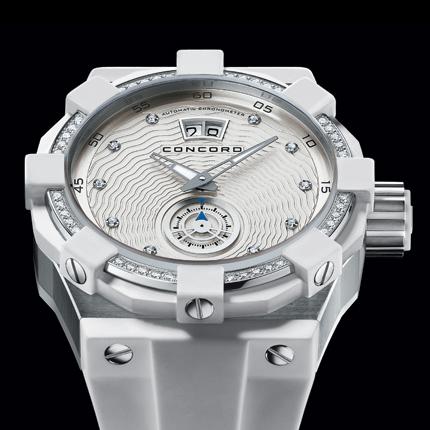 часы Concord Big Date Pure