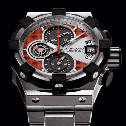 часы Concord Chronograph