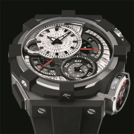 часы Concord DiamondGravity