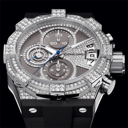 часы Concord High Jewelry