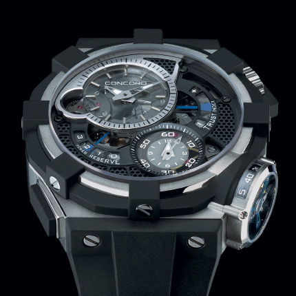 ���� Concord Tourbillon Gravity
