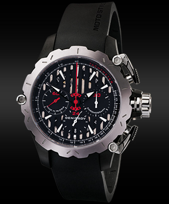 часы Dennisov  Watch  Company MOTO STYLE