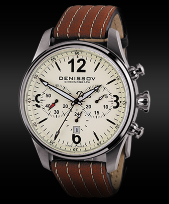 ���� Dennisov  Watch  Company BARRACUDA