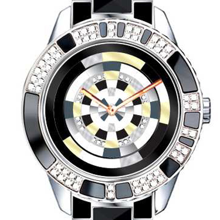 часы Dior Dior Christal Mystérieuse