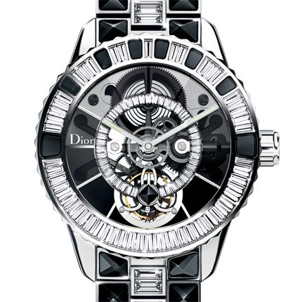 часы Dior Dior Christal Tourbillon