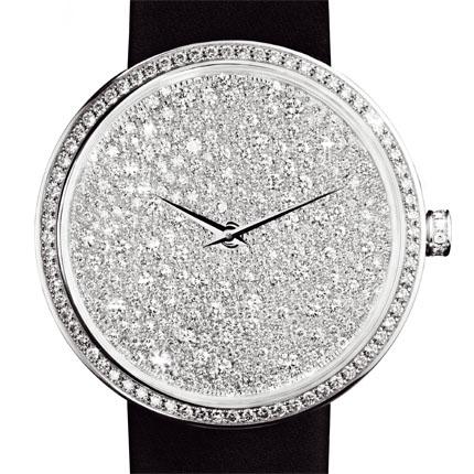 часы Dior La D Serti Neige