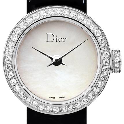 ���� Dior La Mini D de Dior Cuir Vernis