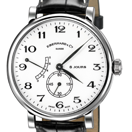 часы Eberhard & Co 8 jours Grande Taille