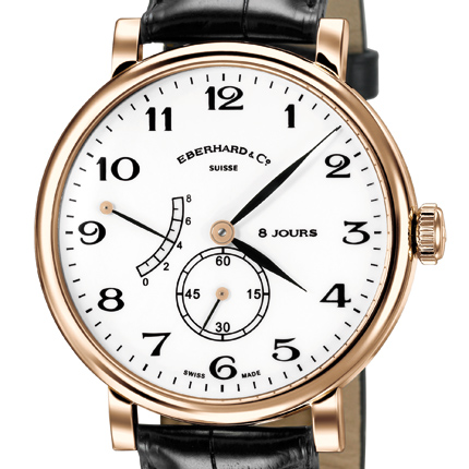 часы Eberhard & Co For Eight Golden Days